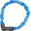ABUS Tresor 1385/75 lucchetto per bici blu